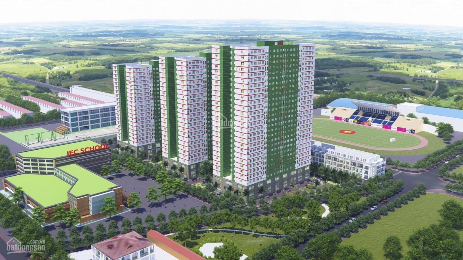 Dự Án IEC Thanh Trì – Giá Cam Kết Thấp Nhất Thị Trường