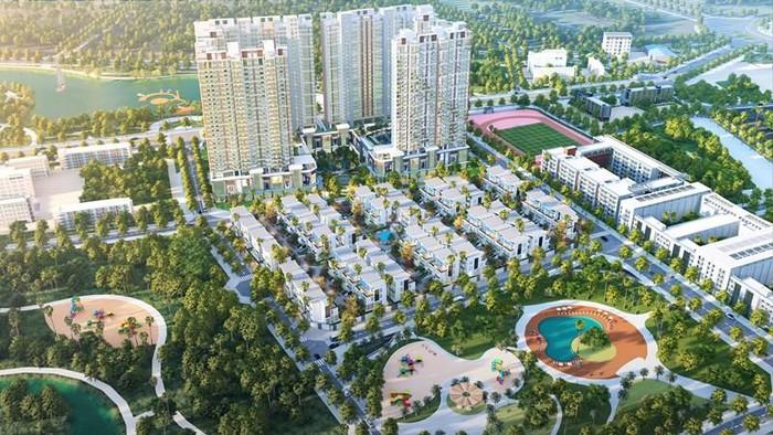 Nguồn cung nhà ở đang giảm ở Hà Nội