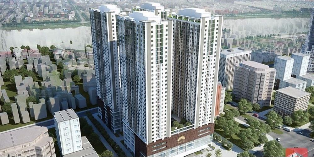 Chung cư THT New City – Dự án đáng chú ý phía Tây thủ đô