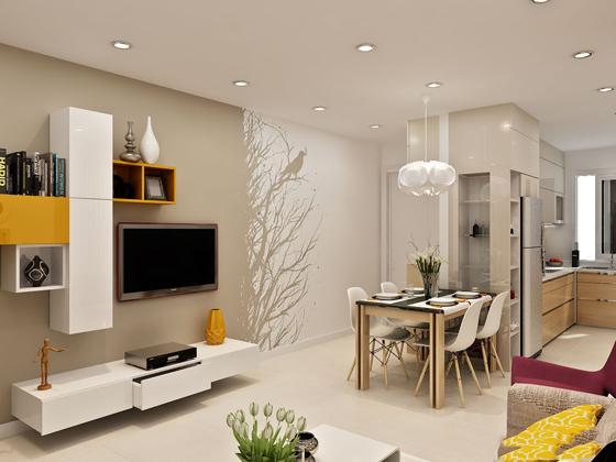 Tùy thuộc khả năng tài chính để lựa chọn nội thất phù hợp