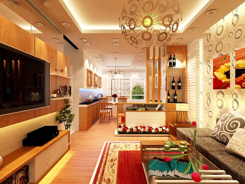 Xác định được phong cách chung căn hộ chủ đạo sẽ không sa đà vào việc mua sắm tùy hứng