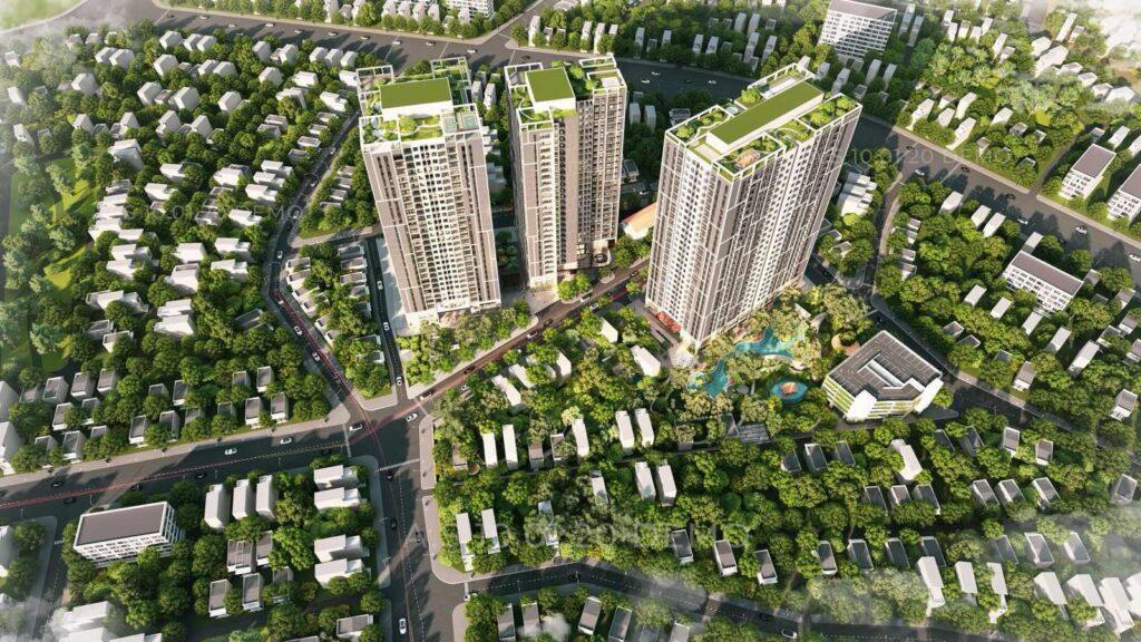 Feliz Homes Hoàng Mai - Dự án đáng sống phía Đông Thủ đô