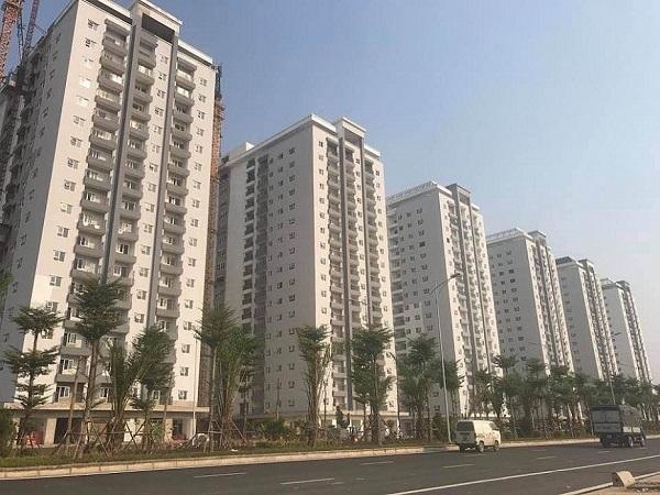 Nguồn cung cho thị trường căn hộ Hà Nội lệch cầu